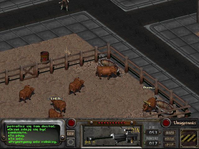 Fallout 2 - zrzut ekranu #9