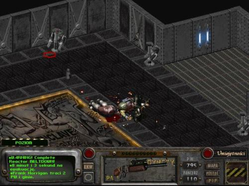 Fallout 2 - śmierć Horrigana