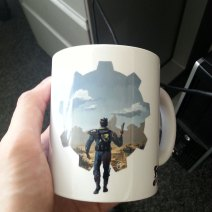 Falloutowy kubek #2