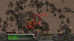 Fallout 2 - chatka Boba