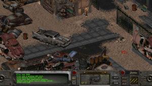 Krążownik Szos - Fallout 2