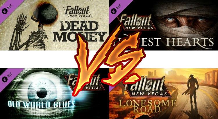 Fallout: New Vegas - dodatki