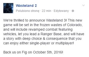Wasteland 3 - post