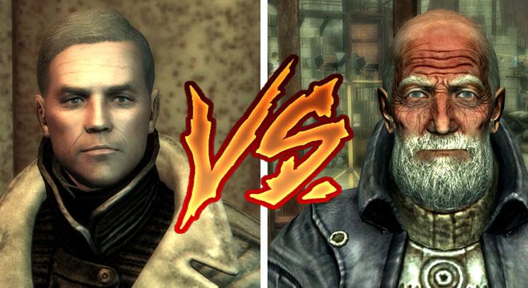 Pułkownik Augustus Autumn vs. Starszy Owyn Lyons