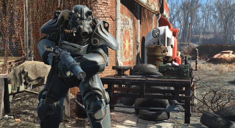Fallout 4 - lepsze tekstury