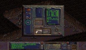 Fallout 1.5 - Jaskinia