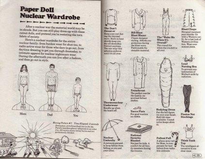The Nuclear War Fun Book #5