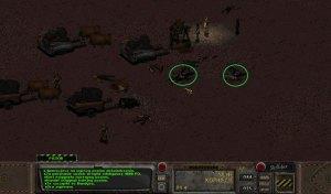 Zaginione Miasto - atak na karawanę