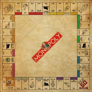 Fallout: New Vegas Monopoly