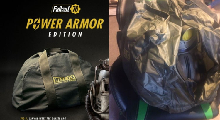 Edycja Kolekcjonerska Fallout 76
