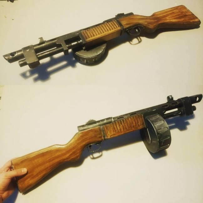 Broń dla aktorów