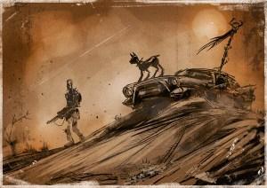 Fallout fanart