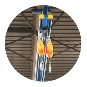 Fall Protection Solutions: Rigid Rail System