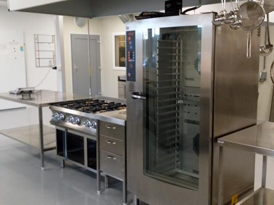 Arne L Fallrø Storkjøkken AS har levert storkjøkkenutstyr til Food Beverage Group Røros Mat