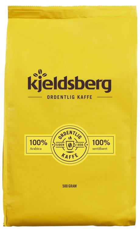 Kjeldsberg kaffe
