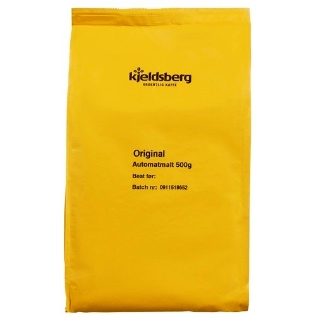KJeldsberg orginal automatmalt kaffe