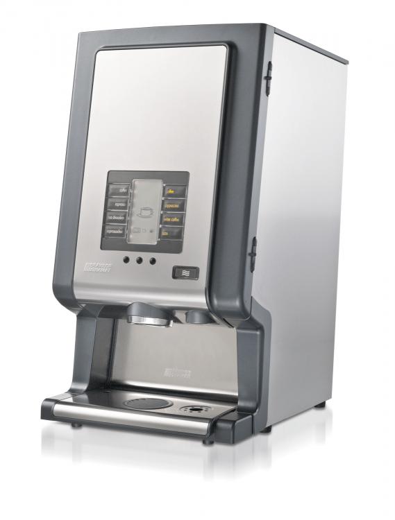 Bolero XL grey left side kaffeautomat