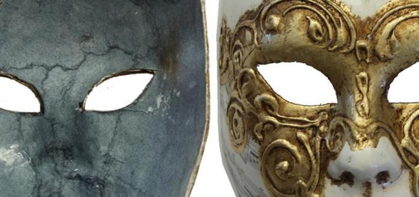 La cartapesta per maschere