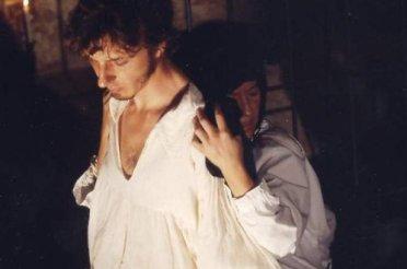 Costumi teatrali – Il mantello dell'eretico
