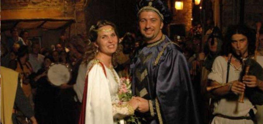 Matrimonio medievale