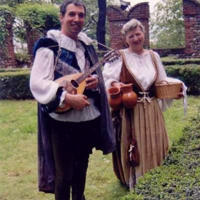 musicista e locandiera