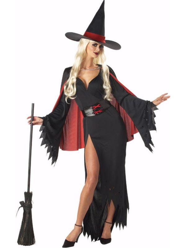 Vestiti Halloween Strega.Costumi Da Strega Noleggio Costumi E Abiti D Epoca