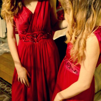 vintage rosso