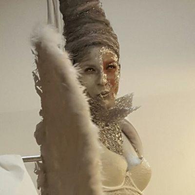 Rebecca Agosti a Frozen Moon