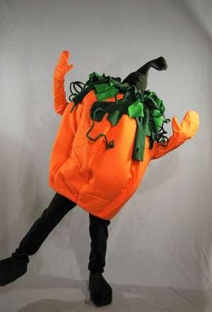 Costume horror Zucca Halloween