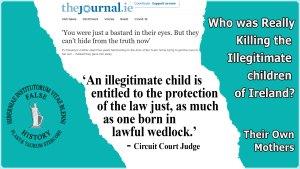 Baby Killers Infanticide in Ireland