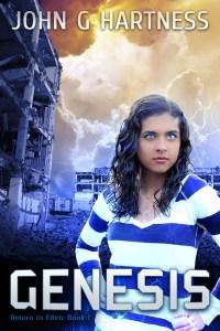 Cover Art for Genesis (Return to Eden Book 1)