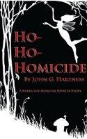 Cover Art for Ho-Ho-Homicide