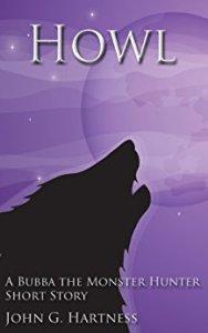 Cover Art for Howl