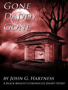 Cover Art for Gone Daddy Gone