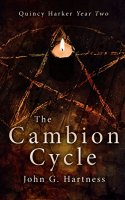 Cover Art for The Cambion Cycle (Quincy Harker Year Two)