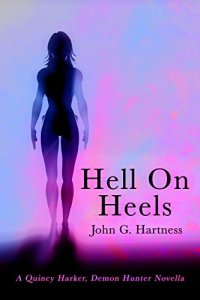 Cover Art for Hell on Heels