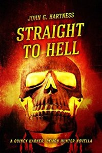 Cover Art for Straight to Hell