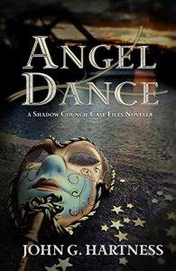 Cover Art for Angel Dance