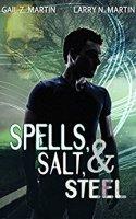 Cover for Spells, Salt, & Steel