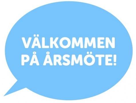 Årsmöte på torsdag 22/3 1900, välkomna!