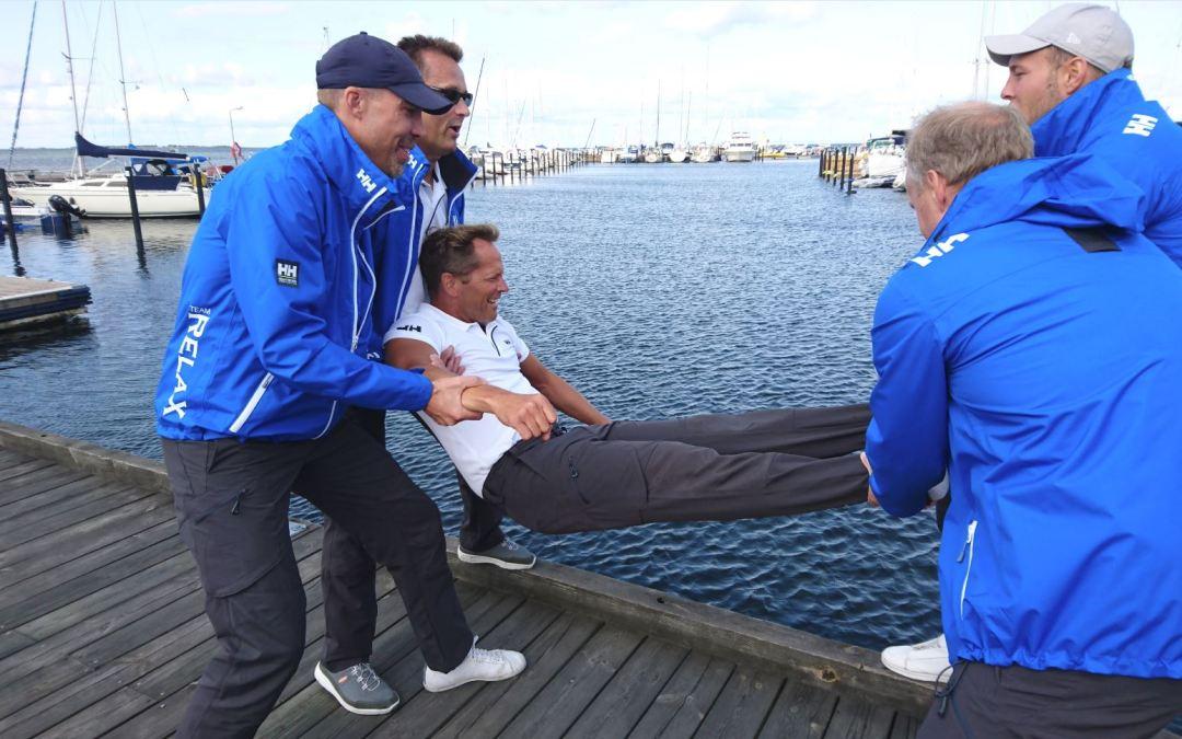 Klubbseglingarna avgjort, Martin Eliasson med besättning vinner