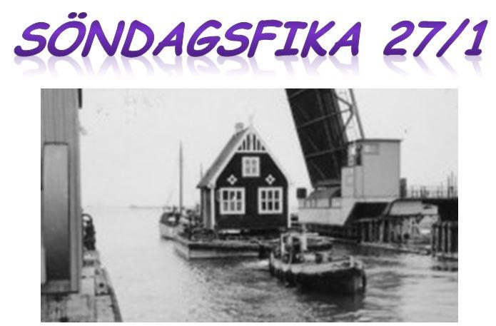Favorit i repris, Dokumentärfilmen om kanalbygget den 27/1