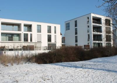 GWG Wohnhäuser Lerchenbuckel,  Reutlingen