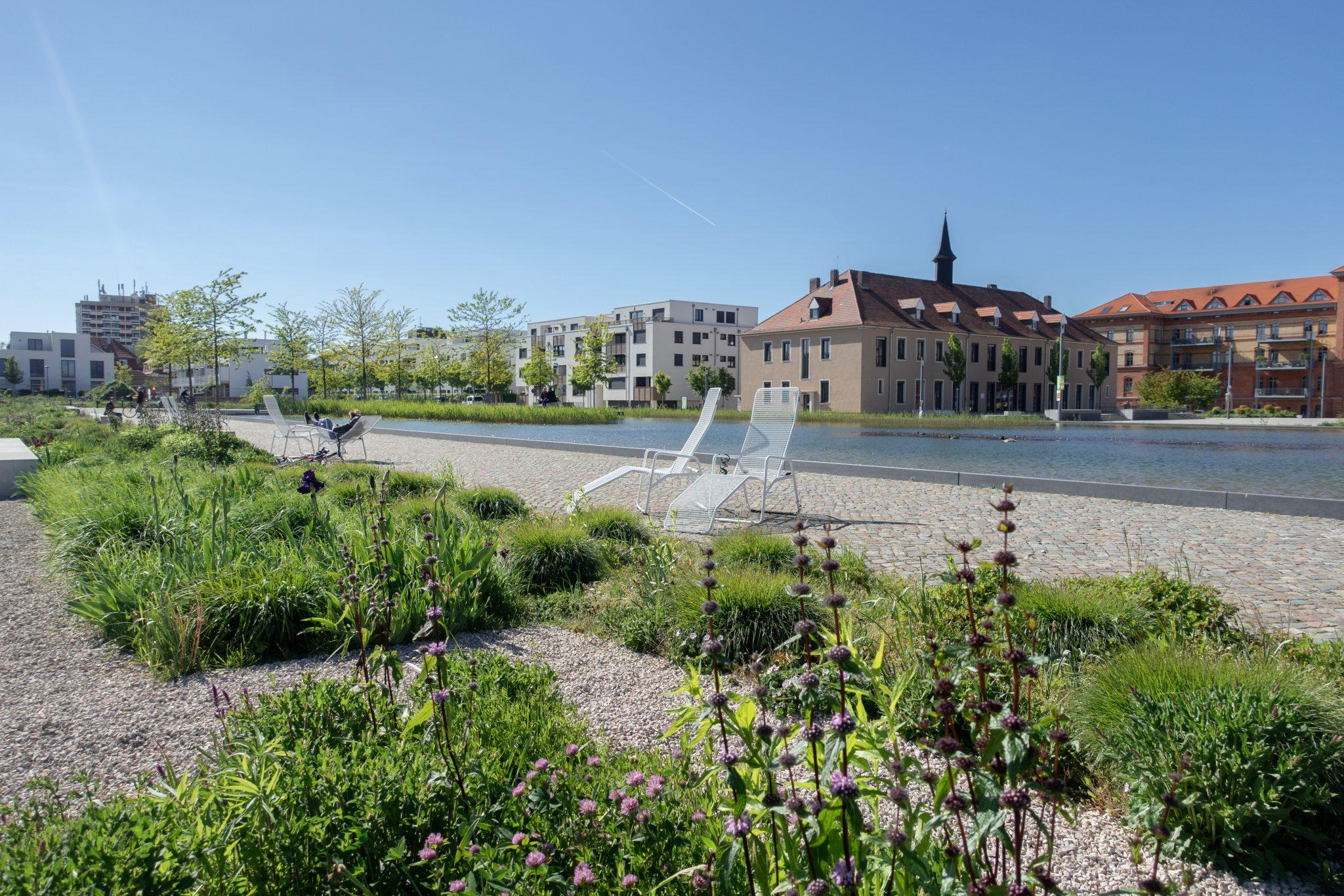 Landau-pfalz-sehenswürdigkeit-südpark-teich
