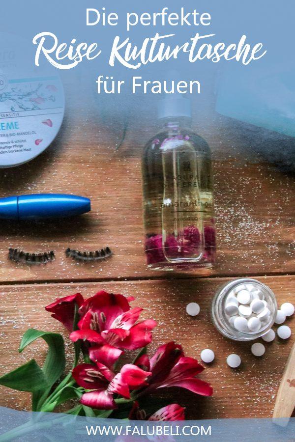 Kulturtasche-Frauen-Packliste