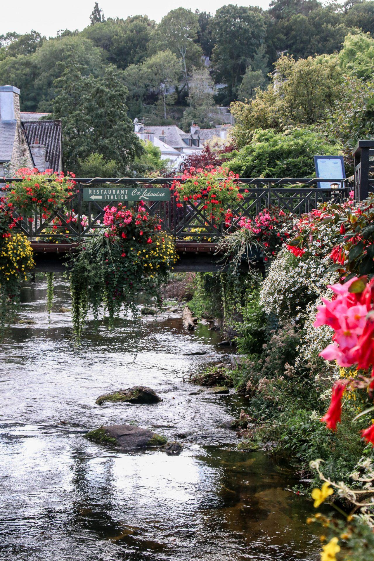 Pont-Aven-Blumen