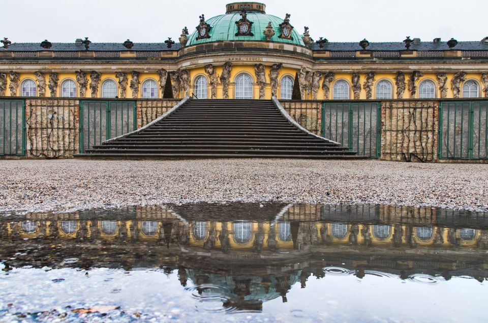 Potsdam bei Regen: 5 Tipps für einen schönen Tag