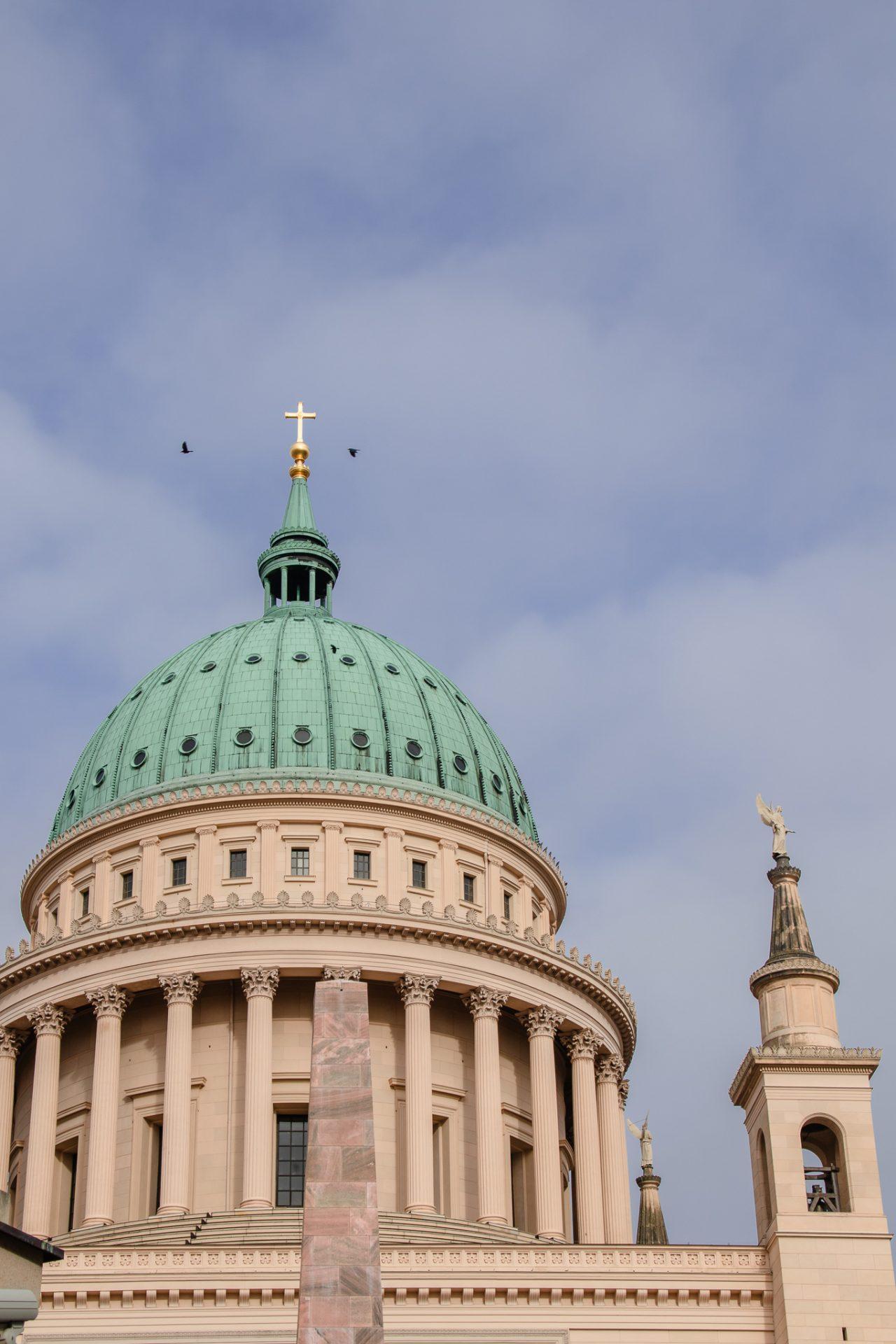 Potsdam-bei-Regen-nioklaikirche