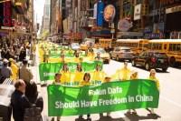 Falun Dafa Shoud Have Freedom In Chia