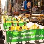 Falun Dafa Marks 25 Years With Grand Parade in Manhattan, New York City
